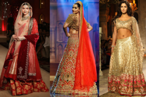 5 Sensational Bollywood Brides and Their Wedding Dress